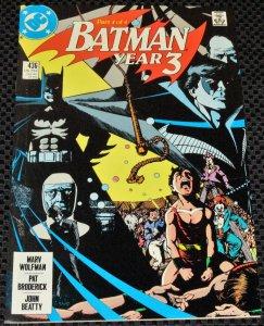 Batman #436 (1989)