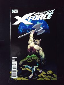 Uncanny X-Force #3 (2011)