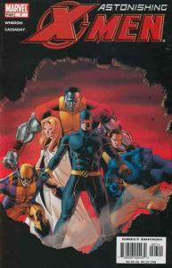 Astonishing X-Men (3rd Series) #7 FN; Marvel | save on shipping - details inside