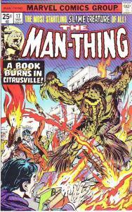 Man-Thing #17 (Jun-75) NM- High-Grade Man-Thing