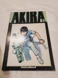 Akira 8 Fine- or better Cover by Otomo