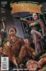 Adventures in the Rifle Brigade #2 VF/NM; DC/Vertigo | save on shipping - detail