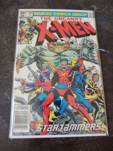 ​THE UNCANNY X-MEN #156 VF/NM STARJAMMERS