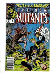 12 Comics New Mutants 59 60 61 63 75 Annual 3 Fantastic Four 310 312 +MORE GB2