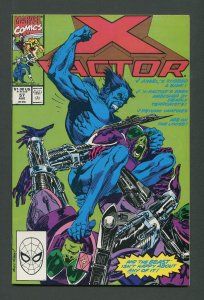 X-Factor #57  / 9.2 NM-   August 1990