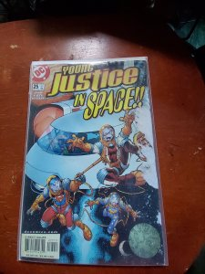Young Justice #25 (2001)