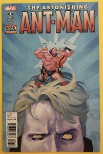 ASTONISHING ANT-MAN 10 MARVEL 2016