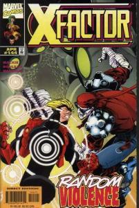 X-FACTOR (1986 Marvel Comics) #144