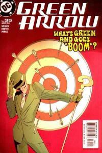 Green Arrow (2001 series) #35, NM (Stock photo)