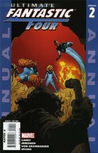 Ultimate Fantastic Four Annual #2, NM- (Stock photo)