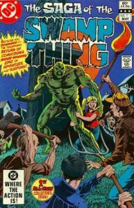 Swamp Thing (1982 series) #1, VF+ (Stock photo)