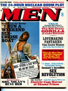 Men-5/1971-Pussycat-Gorilla-Sex-Cruise-Adventure