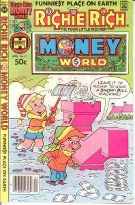 RICHIE RICH MONEY WORLD (1972-1982) 51 VF-NM April 2982 COMICS BOOK