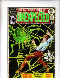 Unexpected, The #129 (Nov-71) NM- High-Grade