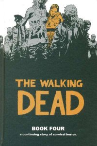 Walking Dead - Hardcover #4, NM (Stock photo)