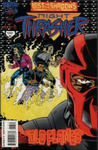 Marvel NIGHT THRASHER #14 NM