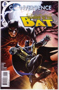 Convergence  : Batman : Shadow of the Bat #1 of 2 VF/NM (New 52)