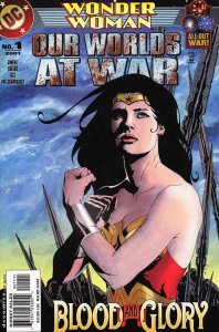 Wonder Woman: Our Worlds At War #1 FN; DC   save on shipping - details inside