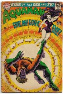 Aquaman #39 (1968) VG