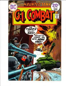 G.I. Combat #171 (Jun-74) VF High-Grade The Haunted Tank