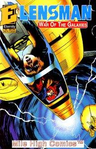 LENSMAN: WAR OF THE GALAXIES (1990 Series) #6 Very Good Comics Book