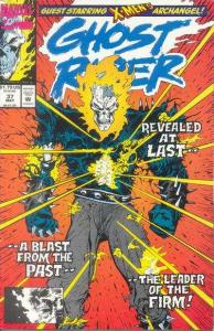 Ghost Rider (1990 series) #37, NM (Stock photo)