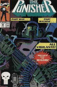 Punisher, The (2nd Series) #34 VF/NM; Marvel | save on shipping - details inside