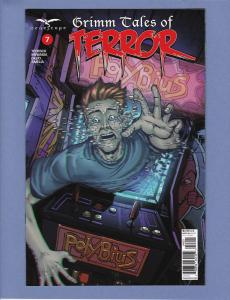 Grimm Tales of Terror #7 NM Variant Cover B