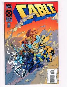 Cable #18 VF Marvel Comics Comic Book X-Men Dec 1994 DE22