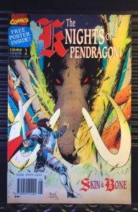 Knights of Pendragon (UK) #2 (1990)