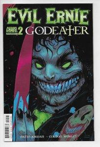 Evil Ernie Godeater #2 Cvr B (Dynamite, 2016) NM