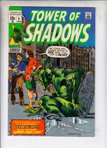 Tower of Shadows #9 (Jan-71) FN/VF Mid-High-Grade