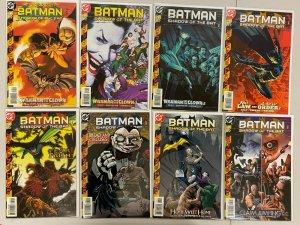 Batman Shadow of Bat run #80-94 No Man's Land 15 diff books 8.0 VF (1998-2000)