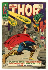 Thor 143   Thor vs Enchanters