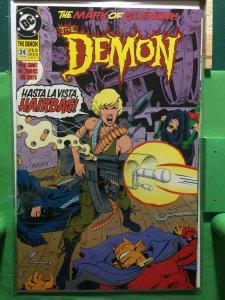The Demon #24