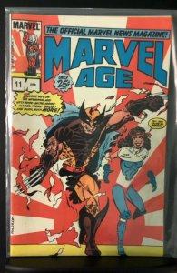 Marvel Age #11 (1984)