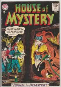 House of Mystery #137 (Sep-63) FN- Mid-Grade