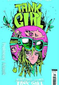 Tank Girl: Everybody Loves Tank Girl #3 VF/NM; Titan   save on shipping - detail