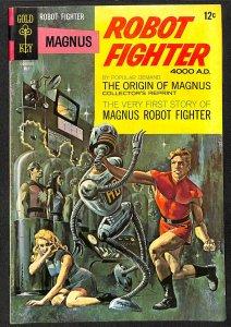 Magnus, Robot Fighter #22 (1968)