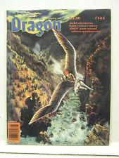 TSR DRAGON MAGAZINE #124 VF/NM