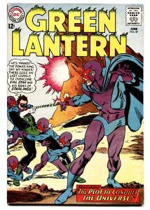 GREEN LANTERN #37-1ST EVIL STAR-1965-DC comic book