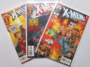 X-Men True Friends (1999) #1-3 Set - 8.0 VF - 1999