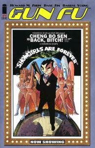 Gun Fu: Showgirls Are Forever #1 VF/NM; Image | save on shipping - details insid