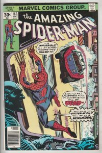 Amazing Spider-Man #160 (Sep-76) VF+ High-Grade Spider-Man
