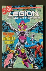 Legion of Super-Heroes #18 (1986)