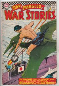 Star Spangled War Stories #131 (Mar-67) VG Affordable-Grade War That Time For...