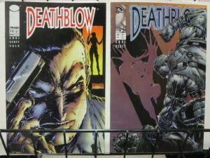DEATHBLOW (1993 IMAGE) 13-14  2-part story arc