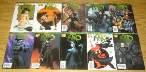 Kato #1-14 VF/NM complete series from the pages of kevin smith's green hornet