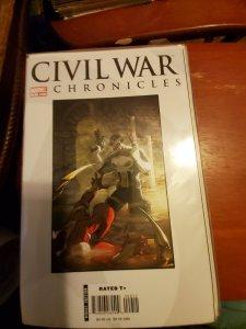 Civil War Chronicles #9 (2008)