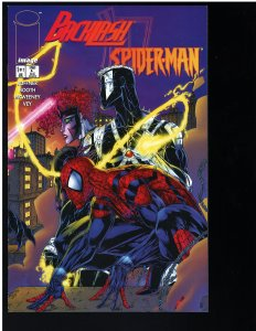 Backlash / Spiderman #1  (Image, 1996)